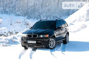BMW X5 2000 в Виннице