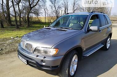 BMW X5 2003 в Измаиле