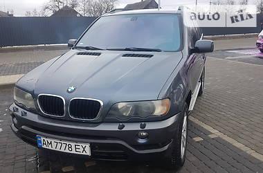 BMW X5 2003 в Коростене