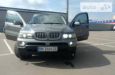 Внедорожник / Кроссовер BMW X5 2005 в Ровно
