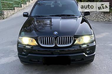 Внедорожник / Кроссовер BMW X5 2005 в Тернополе