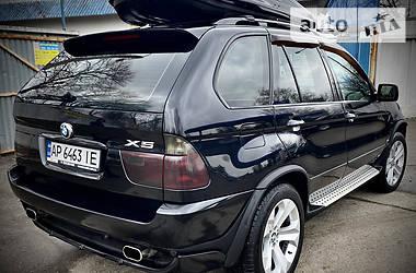 Внедорожник / Кроссовер BMW X5 2005 в Запорожье