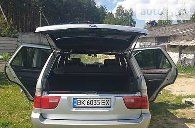 Внедорожник / Кроссовер BMW X5 2001 в Ровно