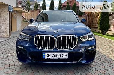 Внедорожник / Кроссовер BMW X5 2019 в Черновцах