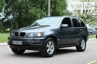 Внедорожник / Кроссовер BMW X5 2001 в Полтаве