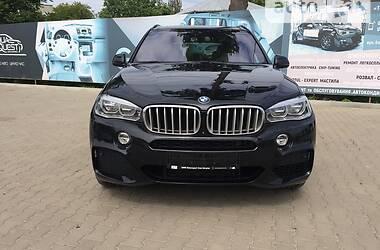 Внедорожник / Кроссовер BMW X5 2017 в Черновцах