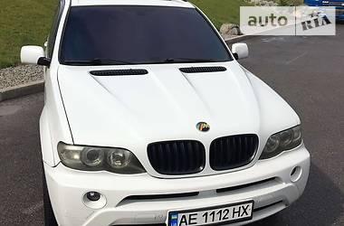 Внедорожник / Кроссовер BMW X5 2005 в Днепре
