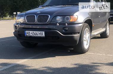 Внедорожник / Кроссовер BMW X5 2002 в Броварах