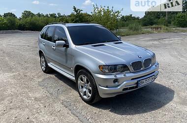 Внедорожник / Кроссовер BMW X5 2002 в Любашевке