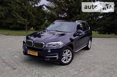 Внедорожник / Кроссовер BMW X5 2016 в Дубно