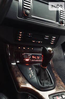 Внедорожник / Кроссовер BMW X5 2004 в Иршаве