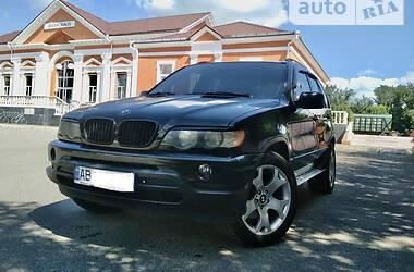 Позашляховик / Кросовер BMW X5 2002 в Вінниці