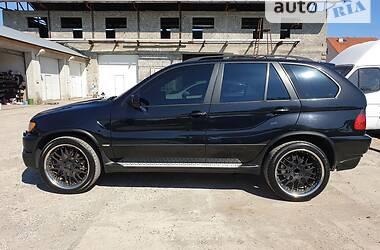 Внедорожник / Кроссовер BMW X5 2002 в Ужгороде