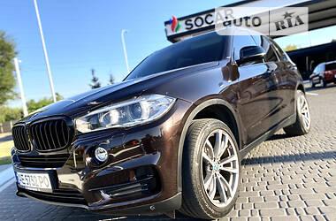 Позашляховик / Кросовер BMW X5 2014 в Дніпрі