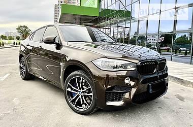 Внедорожник / Кроссовер BMW X6 M 2016 в Киеве