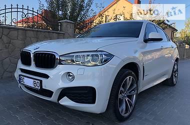 BMW X6 2015 в Тернополе