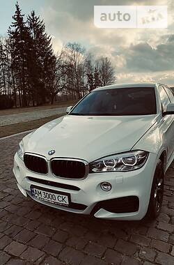 BMW X6 2016 в Житомире