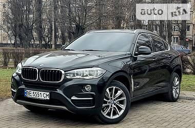 BMW X6 2016 в Николаеве