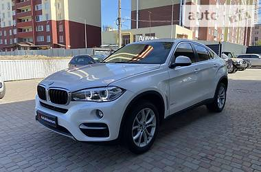 BMW X6 2016 в Киеве