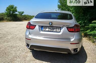 Позашляховик / Кросовер BMW X6 2014 в Бердянську