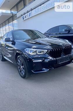 Позашляховик / Кросовер BMW X6 2020 в Києві