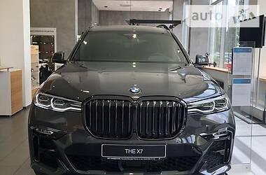 Внедорожник / Кроссовер BMW X7 2021 в Киеве