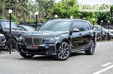 BMW X7 M 50 D 2019