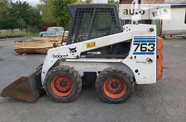 Другая строительная техника Bobcat 763 2007 в Ужгороде