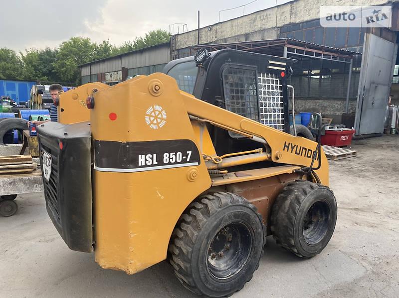 Минипогрузчик Bobcat 853 2008 в Запорожье