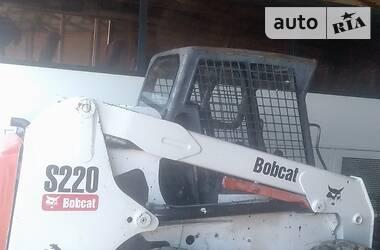 Bobcat S220 2004 в Луцьку