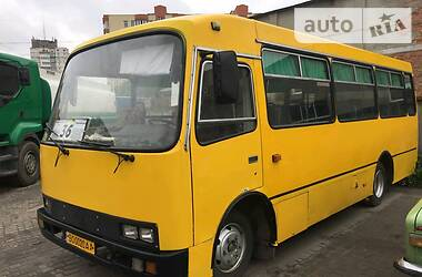 Городской автобус Богдан А-091 2005 в Тернополе
