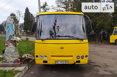 Богдан А-091 2006 в Львове