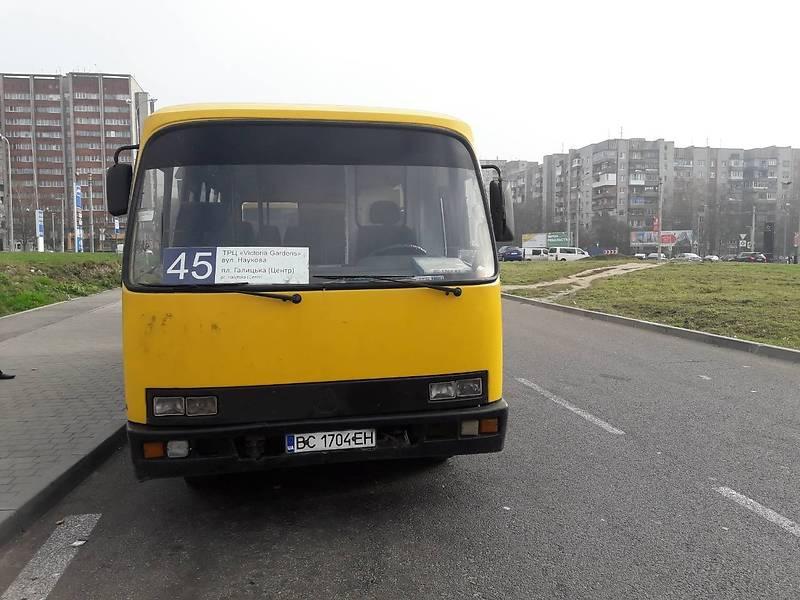 Богдан А-091 2004 в Львове