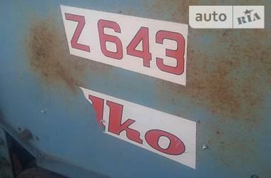 Bolko Z 1991 в Рокитном