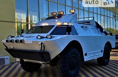 Броньований автомобіль БРДМ 2 1980 в Миколаєві