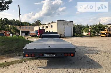 Broshuis 31N5 EU 1991 в Ковеле