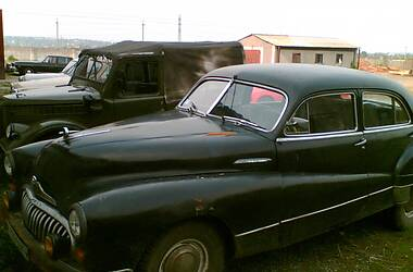 Buick Eight 1947 в Смеле