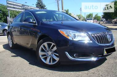 Buick Regal 2.0Т AWD
