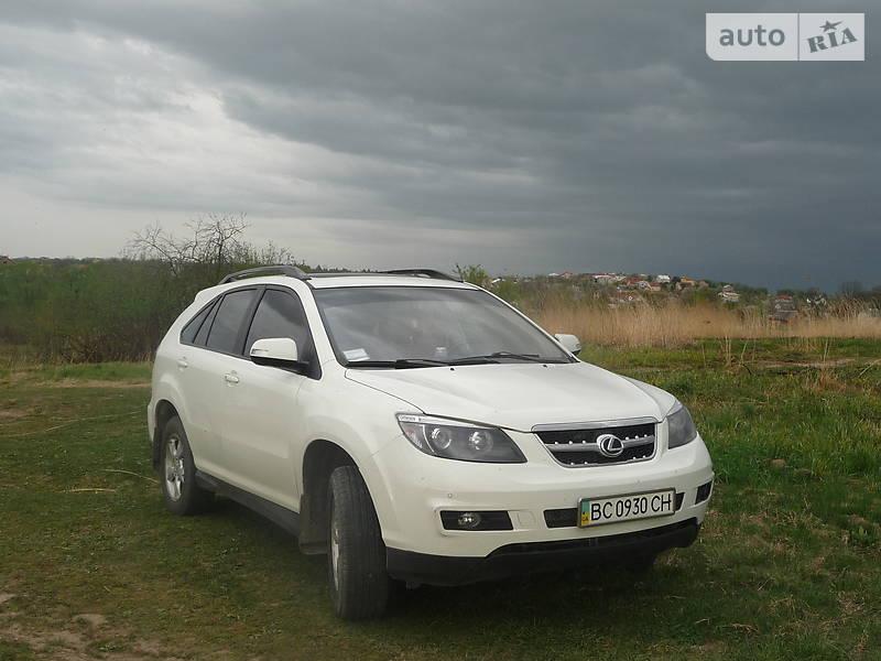 BYD S6 2012 в Бориславе