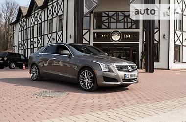 Cadillac ATS 2014 в Черновцах