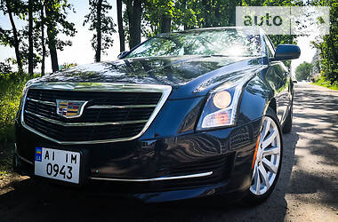 Cadillac ATS 2016 в Вишневом