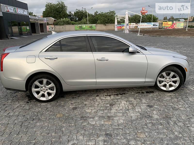 Cadillac ATS 2013 в Полтаве
