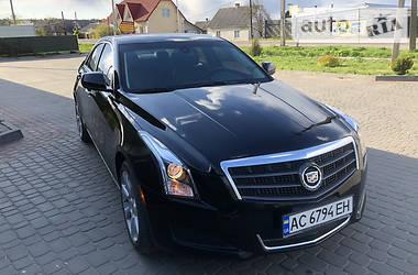 Cadillac ATS 2013 в Маневичах
