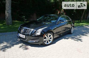 Седан Cadillac ATS 2013 в Львове