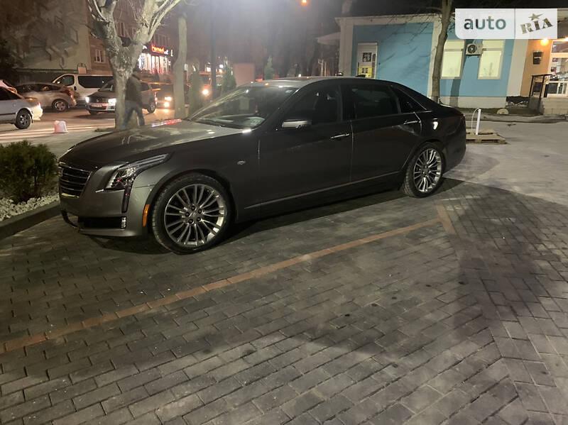 Cadillac CT6 2017 в Хмельницком