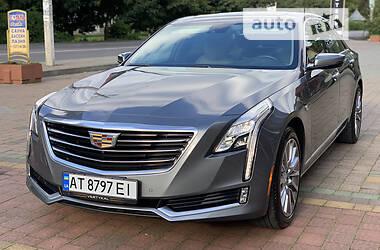 Седан Cadillac CT6 2017 в Ивано-Франковске