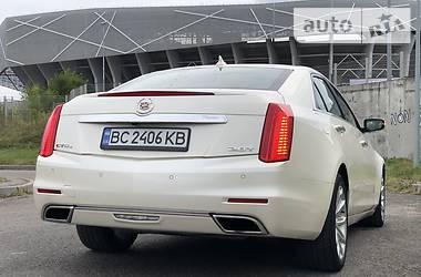 Cadillac CTS 2013 в Львове
