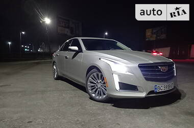 Cadillac CTS 2014 в Львові