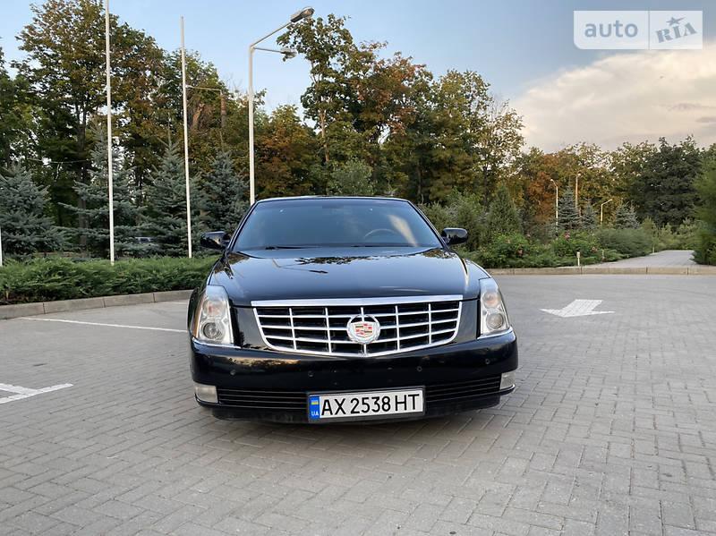 Седан Cadillac DE Ville 2006 в Харкові