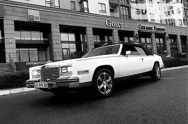 Cadillac Eldorado 1990 в Харькове